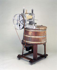 Çamaşır Makinesinin Tarihi